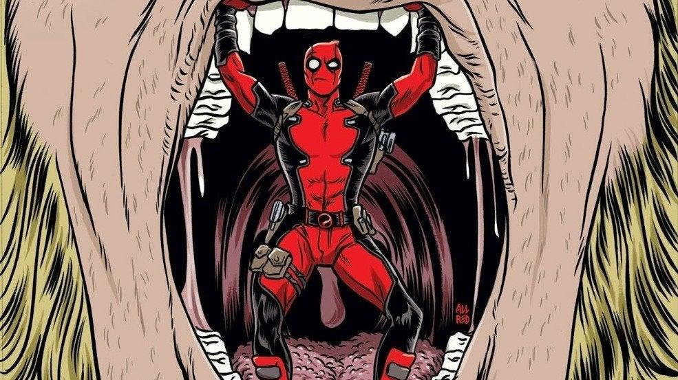 Deadpool #10 – Review