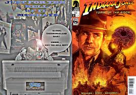 Indiana Jones And The Tomb Of The Gods #2 (of 4) – Review