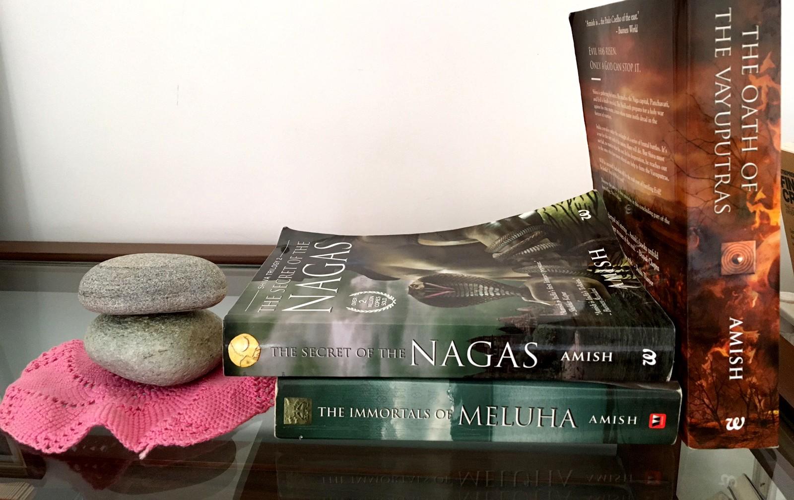 Shiva's Trilogy