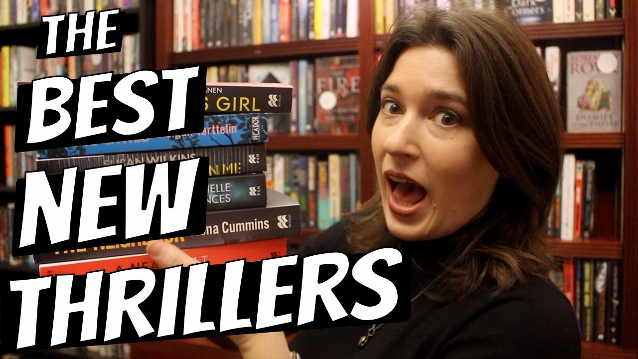 Top 5 Thriller Mystery Books