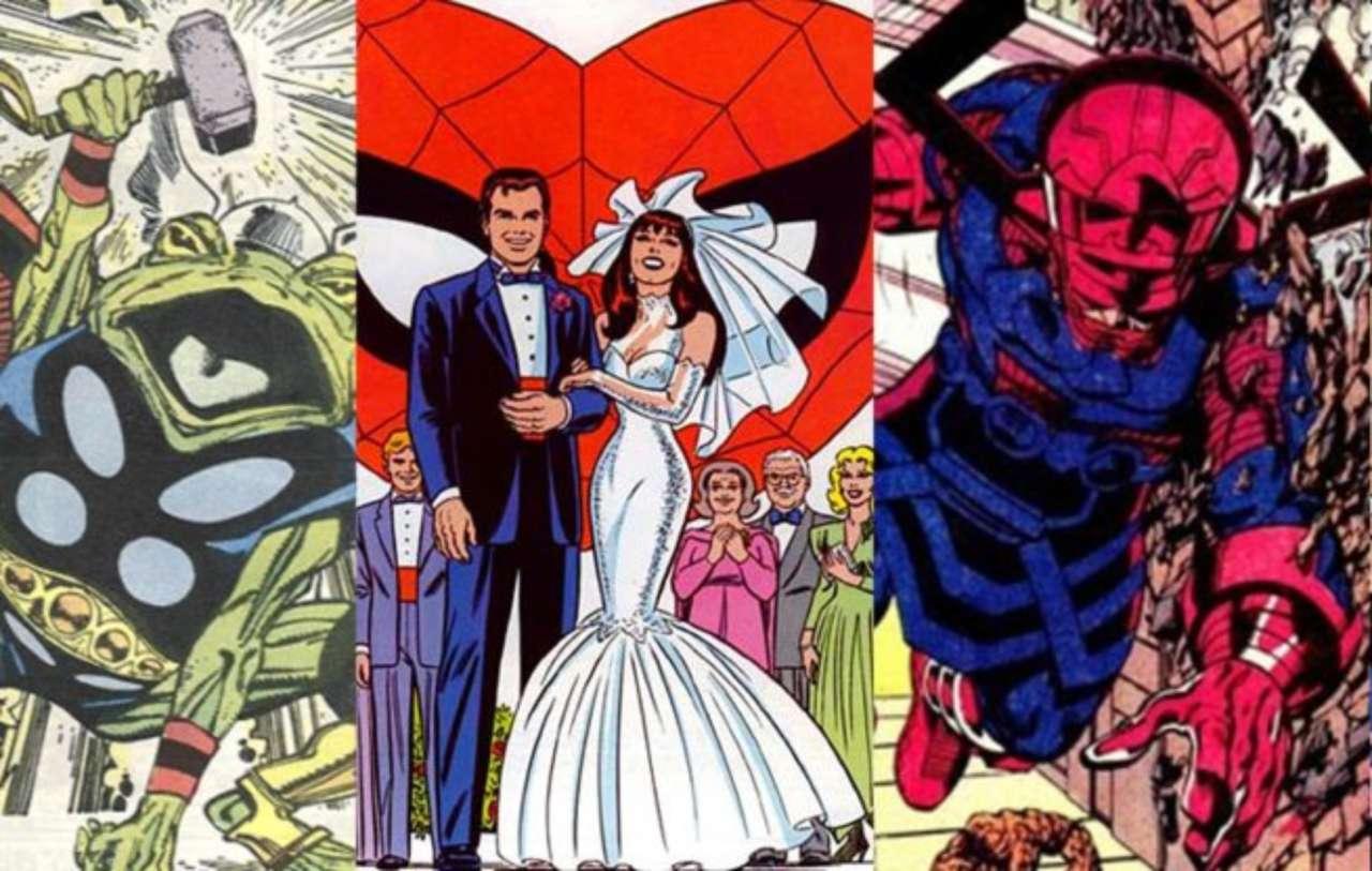 Best Marvel Comics